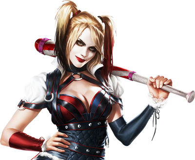 Batman Arkham Knight- Harley Quinn Render-1