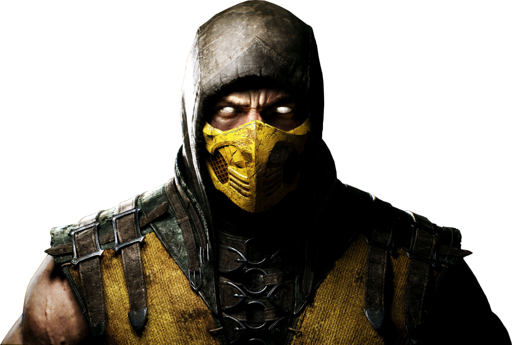 Mortal Kombat X Render 1 by RajivCR7