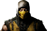 Mortal Kombat X Render 1