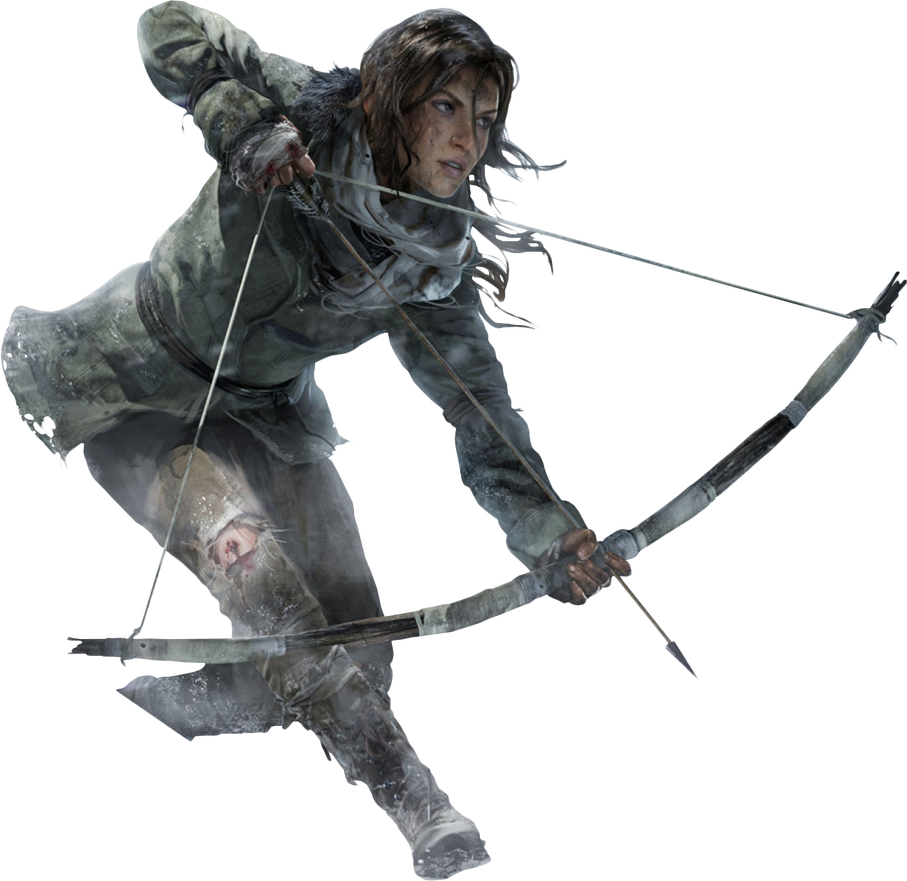 The Rise Of Tomb Raider Wallpaper: Rise Of Tomb Raider Render- 1 By RajivCR7 On DeviantArt
