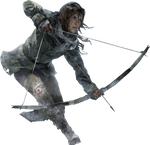 Rise Of Tomb Raider Render- 1 by RajivCR7