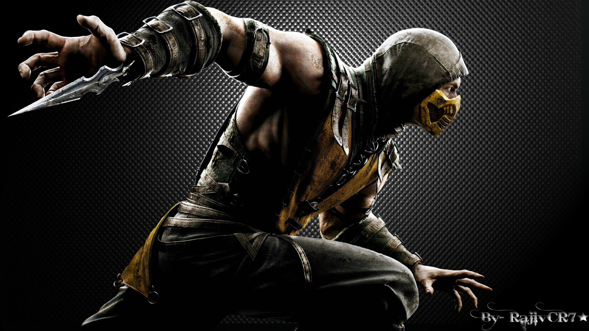 Mortal Kombat X HD Wallpaper-2