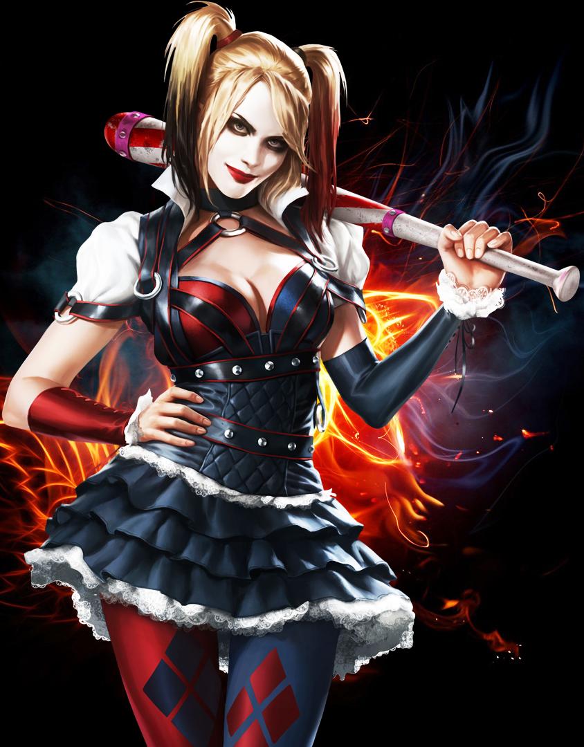 Harley Quinn- 1 by RajivCR7