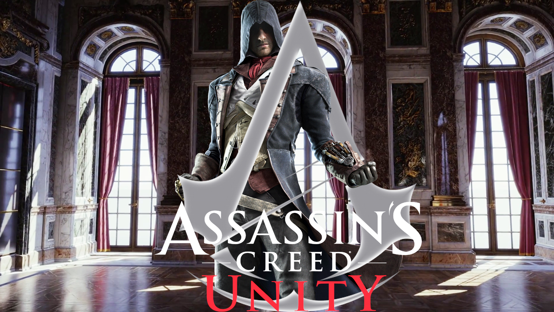 Assassin Creed 5 Unity Hd Wallpaper By Rajivcr7 On Deviantart