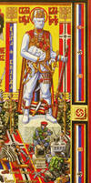 Iconostasis of Serbonazism- detail