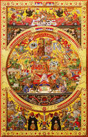 Iconostasis of Serbocommunism by alexander982