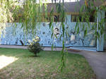 Mural- finished work