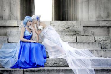 Prinzess wisper - Sailor Moon by chiisaiSaku