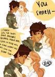 [SPOILER ALERT-BOO] You Smell