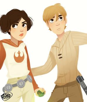 More Teenage Star Wars