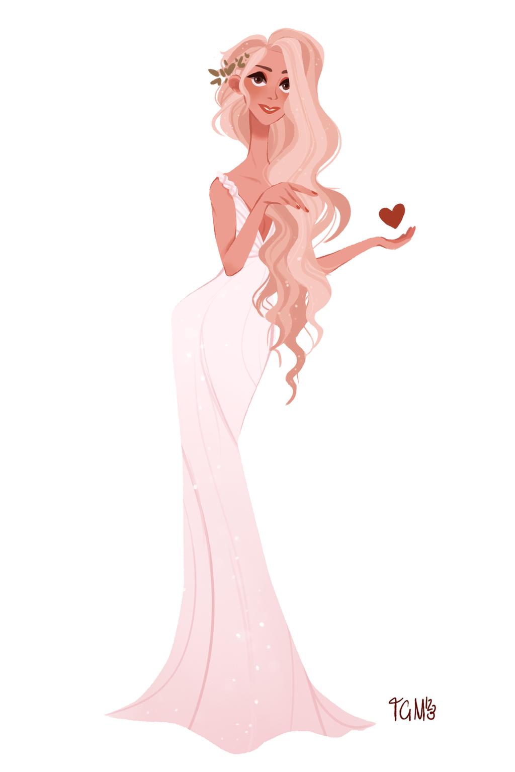 Aphrodite by TheGingerMenace123