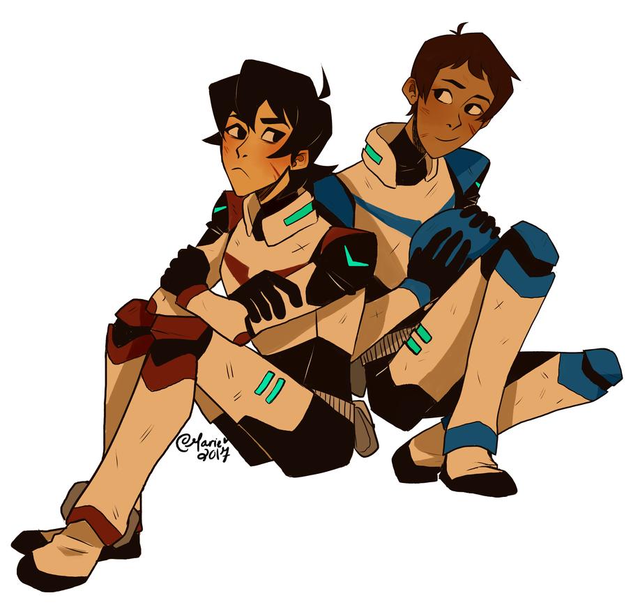 Space Boys by TheGingerMenace123