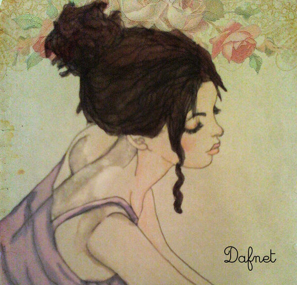 Bailarina by Daffnet