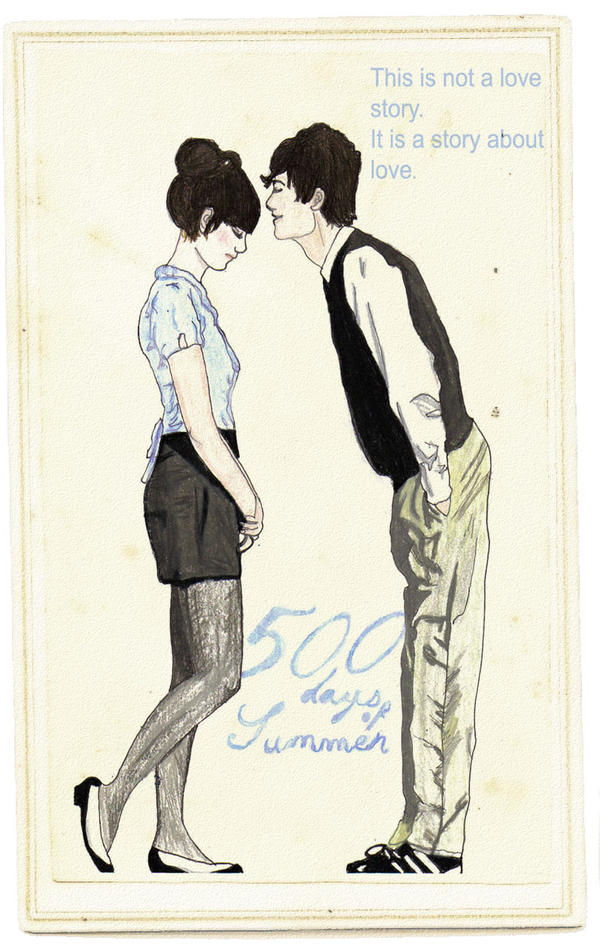 500 days of summer by Daffnet