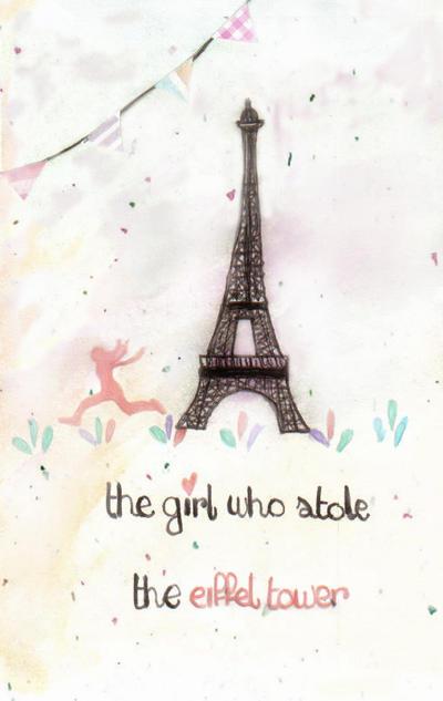 Eiffel Tower by Daffnet