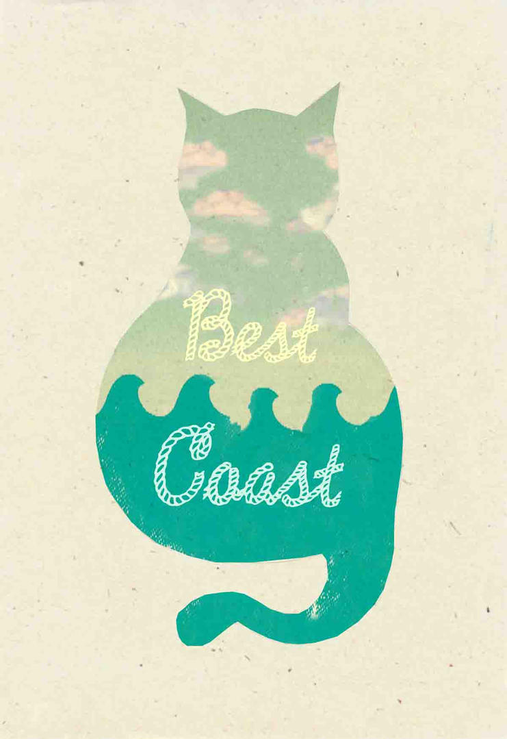 Best Coast by Daffnet