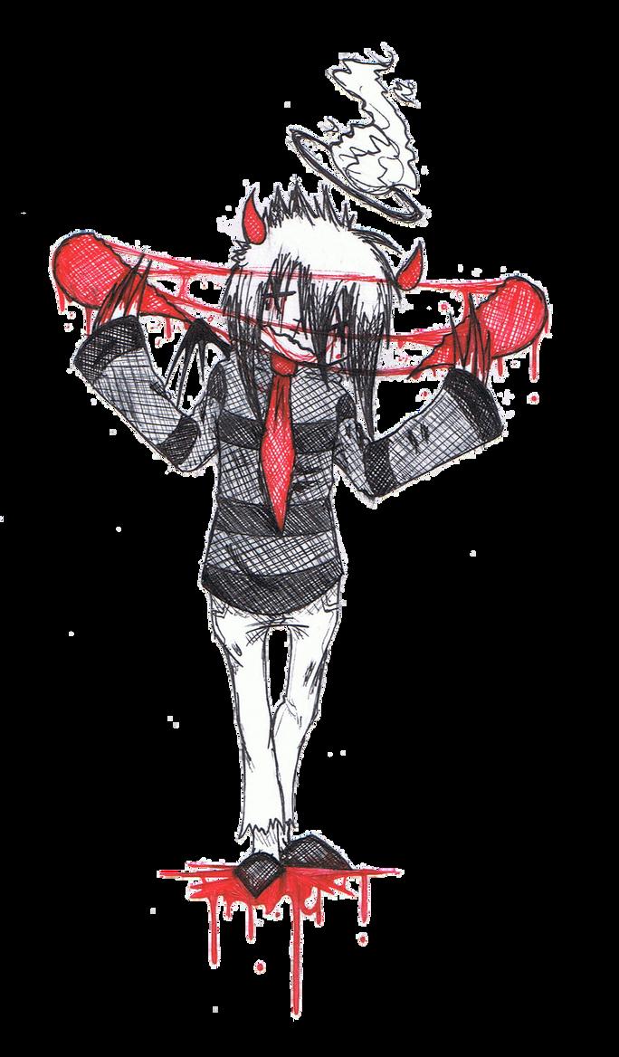 Heart Broken Doll by BlackFire64