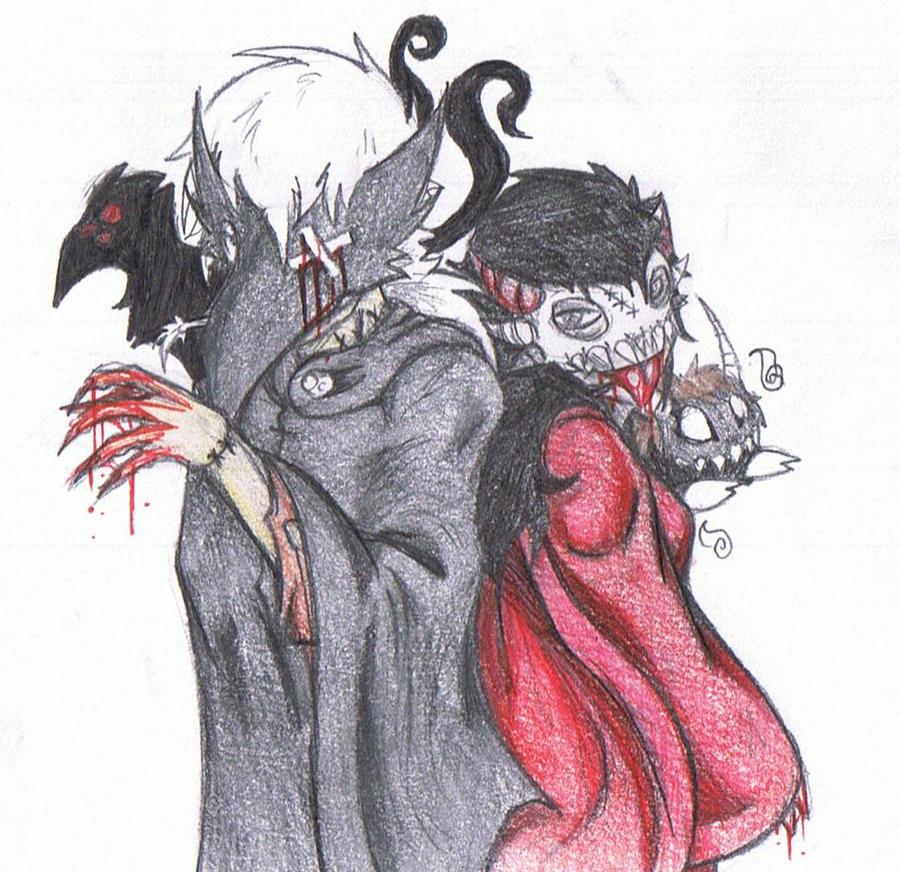 Masque by BlackFire64