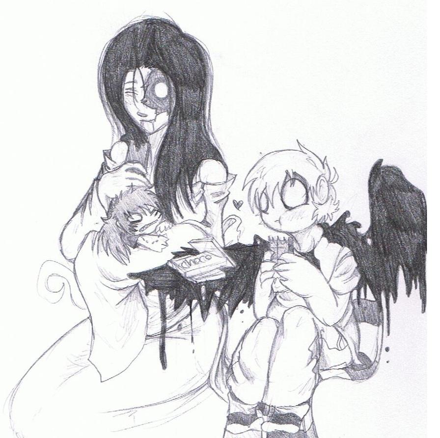 Everyone Loves Chocolate by BlackFire64