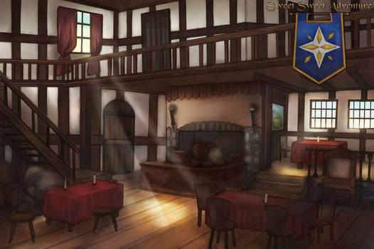 Tavern Interior during Day