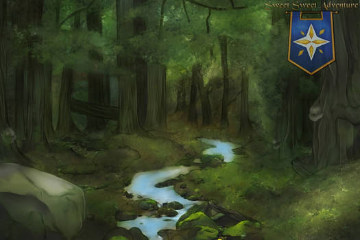 Deep Forest in Daytime