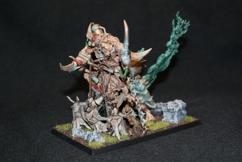 Skaven Hell Pit Abomination by - 110.1KB