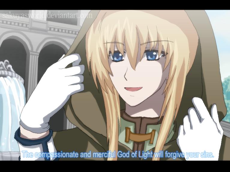 LSK: fake animu screenshot by sakuyasworld