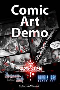 Comic Art Demo 8 PST