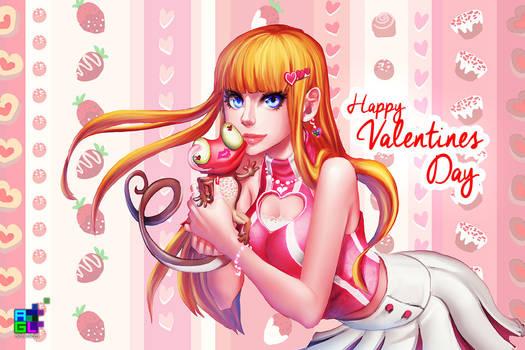Valentine Digit 2014