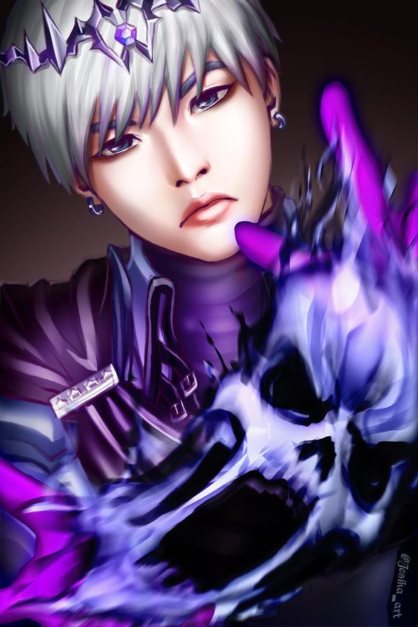 [BTS] Warlock Suga
