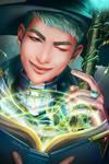 [BTS] Wizard RapMon