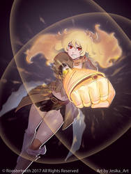 RWBY: Combat Ready Yang by sakuyasworld