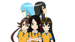 [IEGO] ~Girls Miximax~ by CarWritings