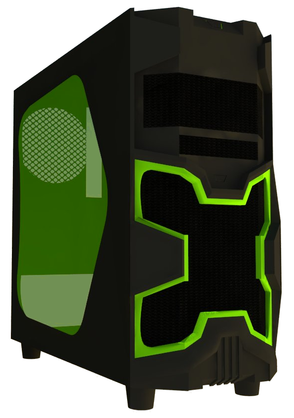 PC Case concept by Belfa96