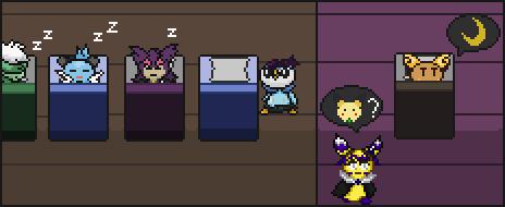 FS V Chapter 2-5: Boys Sleep, Ladies Awake by Yukimazan