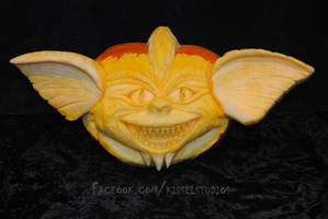 Stripe, King of the gremlins by kissel71