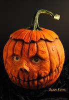 Pumpkin head by kissel71