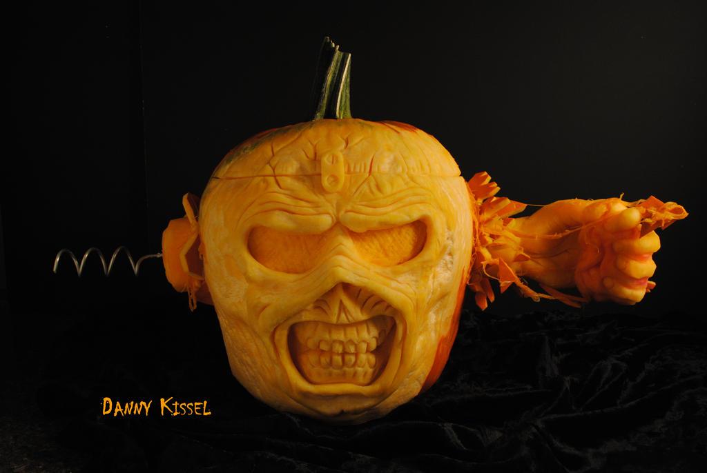 Iron Maiden's Eddie by kissel71