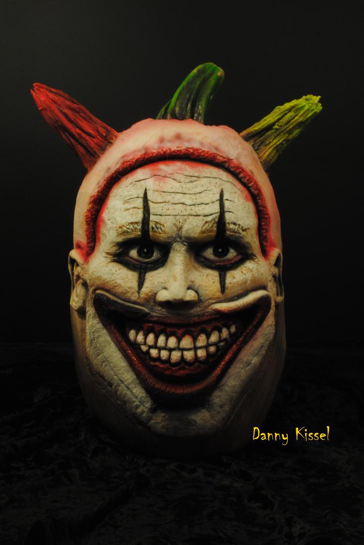 Twisty from American Horror Story! by kissel71