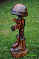Fallen Soldier Memorial by kissel71