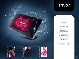 iriver multimedia cd interface