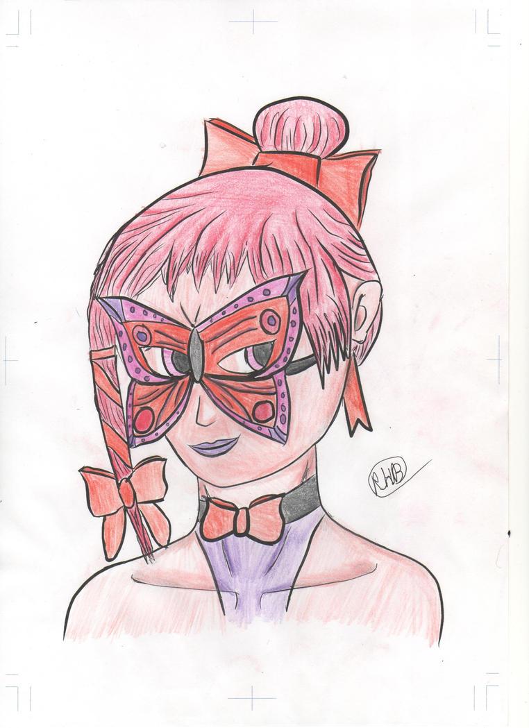 Face of a Social Engineer: La Farfalla Rossa by Thy-Robocop