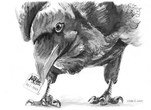 Day 5 - Raven