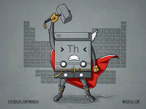 Thor(ium) - The Chemical Avengers #2
