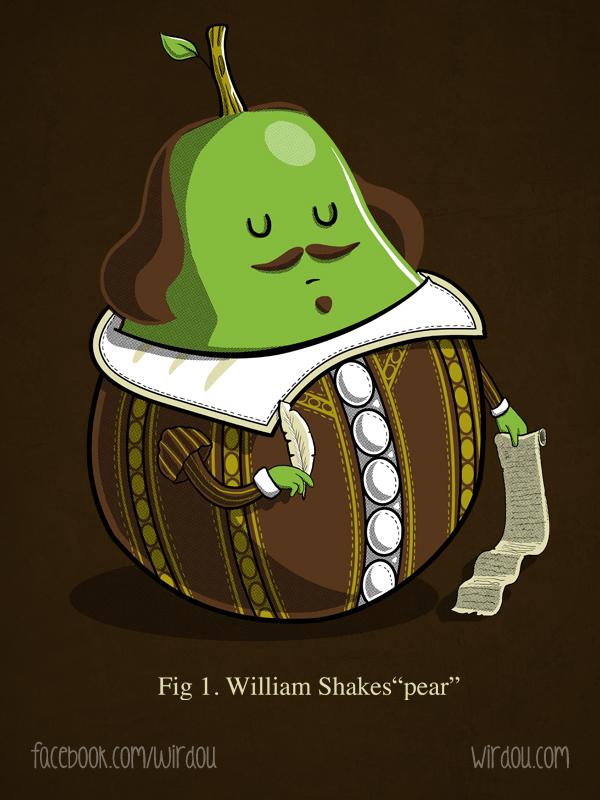 William Shakespear by WirdouDesigns