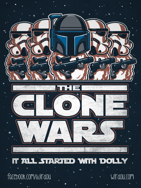 The Clone Wars by WirdouDesigns