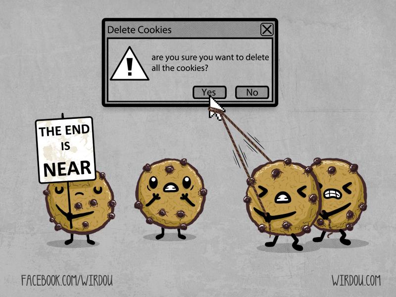 Delete Cookies by WirdouDesigns