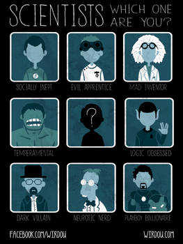 Choose your Scientist