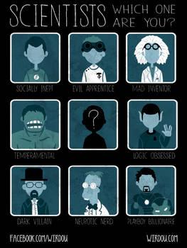 Choose your Scientist