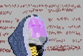 Pixel art of Tali by DJGedema